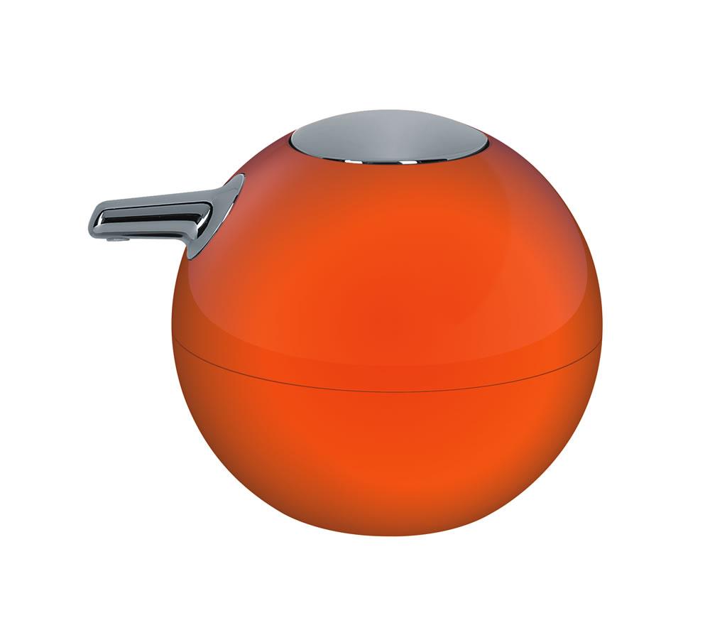 Spirella BOWL dávkovač mýdla orange 1017243