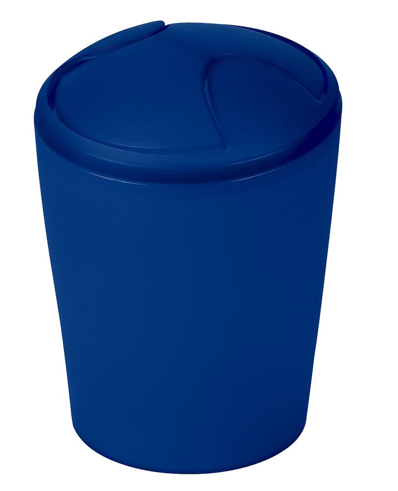 Spirella odpadkový koš 5 l MOVE - tmavě modrá 1014949