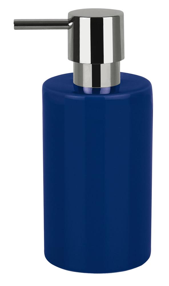 Spirella TUBE dávkovač na mýdlo - tmavě modrá 1016069