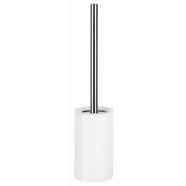 Spirella TUBE WC štětka - bílá 1015999