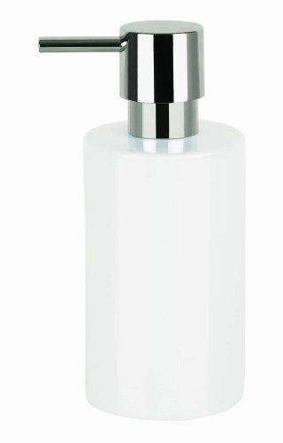 Spirella TUBE dávkovač mýdla - bílá 1016062