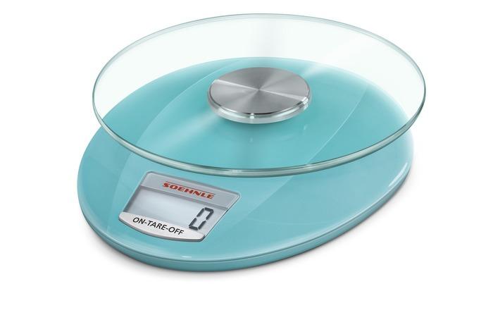 Kuchyňská váha Roma Sky Blue 65859