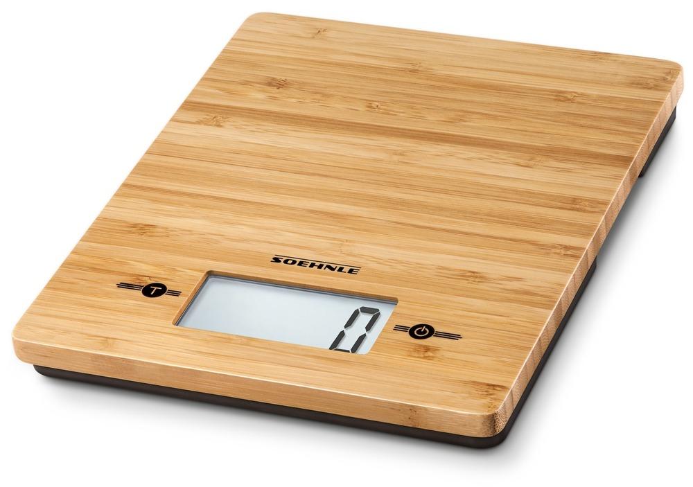 Kuchyńská váha Bamboo 66308