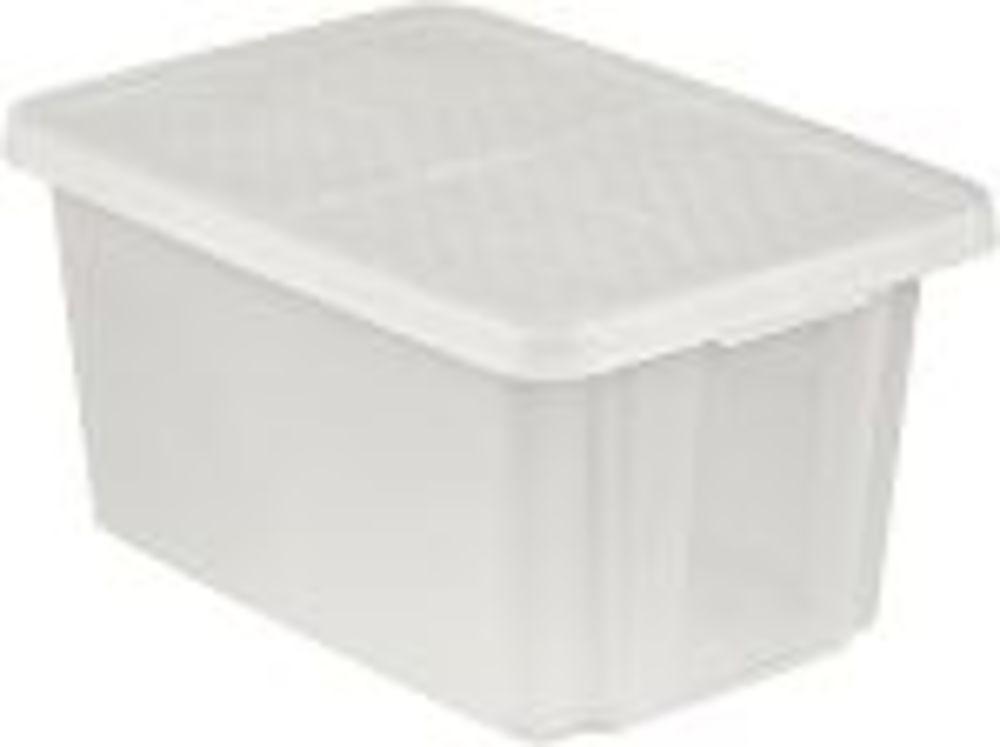 Curver úložný box Essentials - transparentní 00756-001