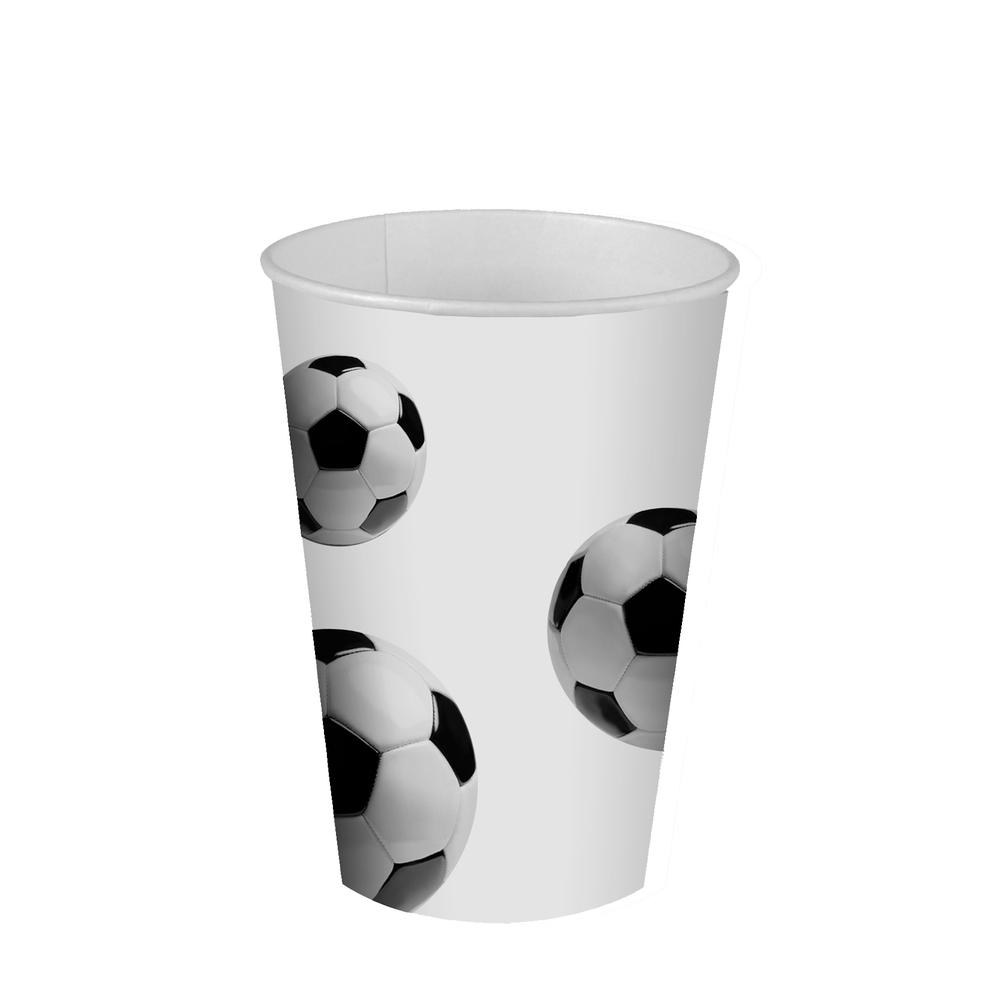 Papírový kelímek 0,2 l Soccer 82830