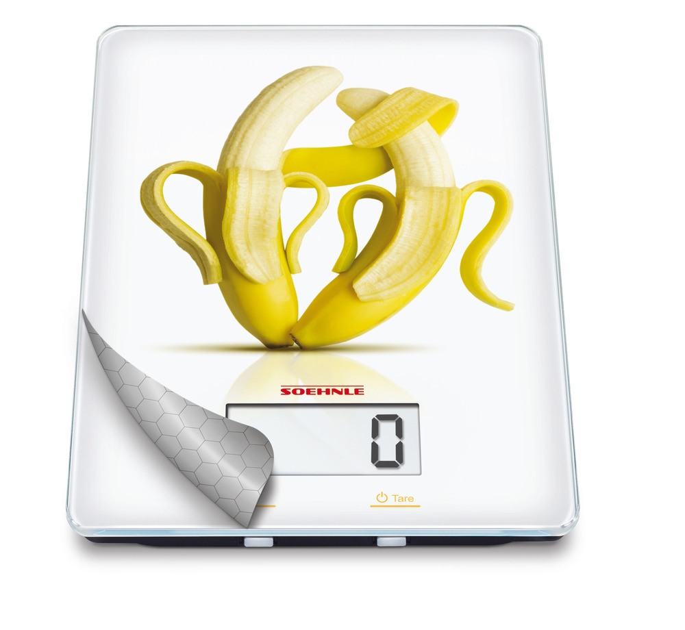 Soehnle kuchyňská váha Mix&Match Funny Banana 67088