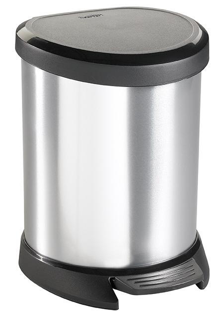 Curver DECOBIN pedal odpadkový koš 5 l 02160-599