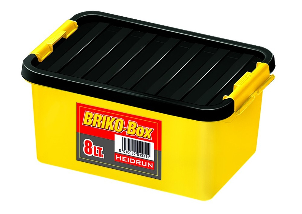 Úložný box BRIKO 8 l 9602