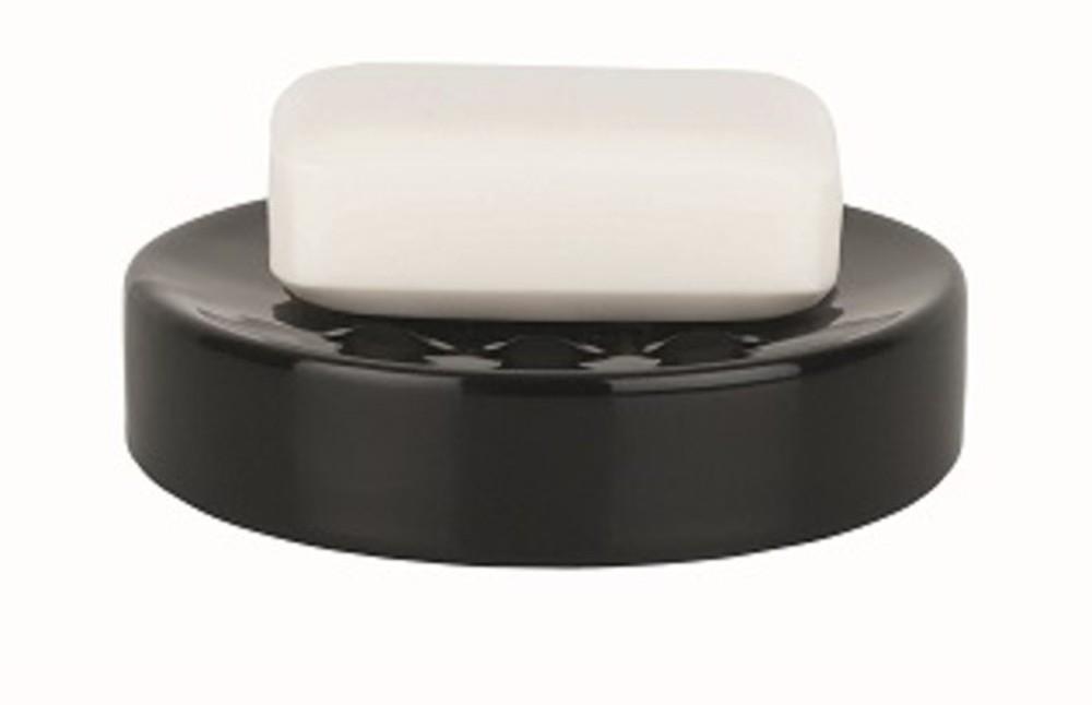 Spirella TUBE mýdlenka - černá 1015876