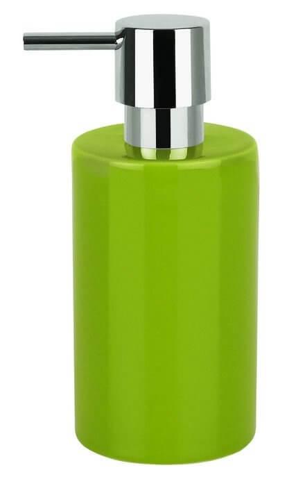 Spirella TUBE dávkovač mýdla - zelená 1016077