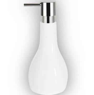 Spirella dávkovač mýdla BALI White 1018090