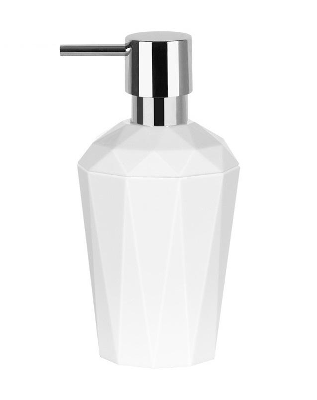Spirella CRYSTAL dávkovač mýdla 1018126