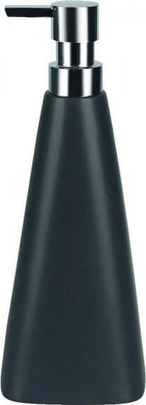 Spirella dávkovač mýdla XL Dispenser black 1008083