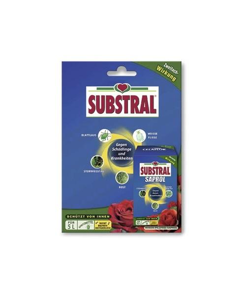 Substral SAPROL proti houbovým chorobám růží 30ml 1690102