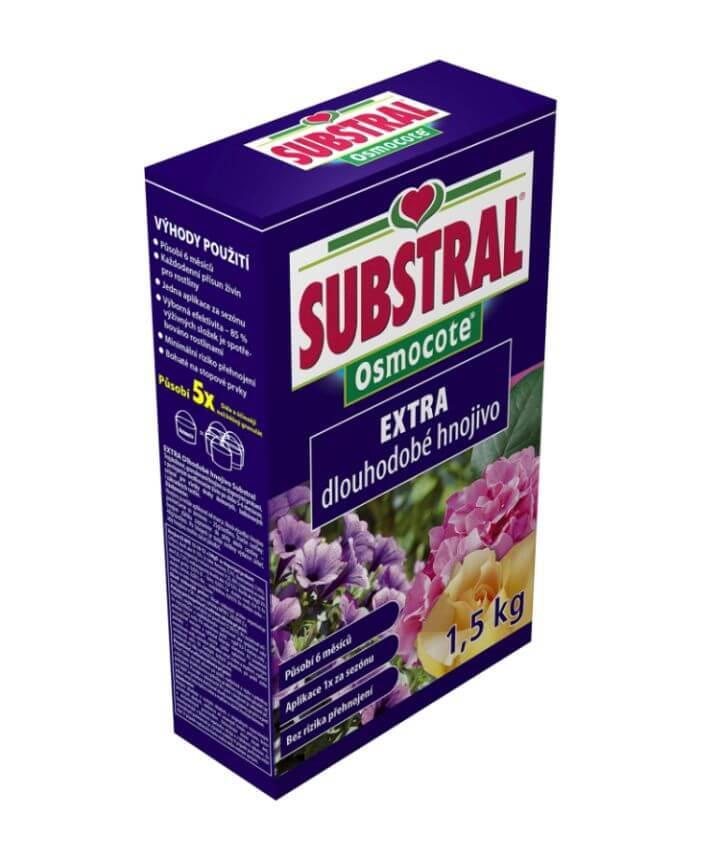 Substral OSMOCOTE pro zahradu 1,5 kg 1339102