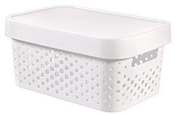 Úložný box INFINITY - bílý 04760-N23