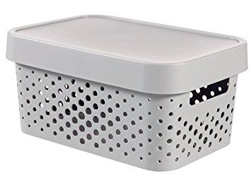 Úložný box INFINITY - šedý 04760-099
