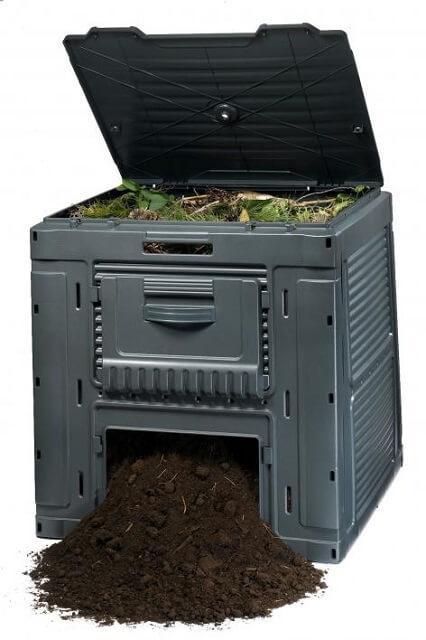 E-Kompostér 470L černý 231415
