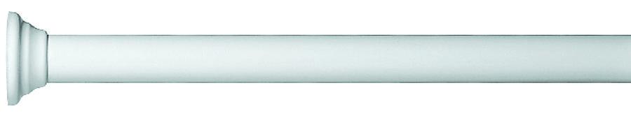 Tyč DECOR 75-125 cm - bílá