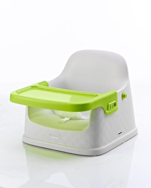 Curver dětská jídelní židlička 6m-1,5r zelená 17198150Z