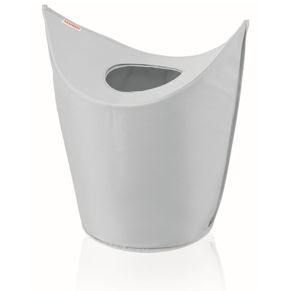 Leifheit Koš na prádlo světle šedý 80022