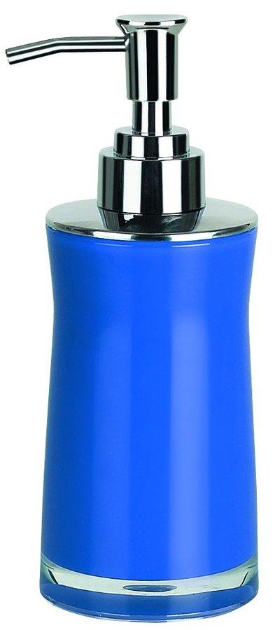 Spirella SYDNEY-ACRYL dávkovač mýdla - modrá 1013632