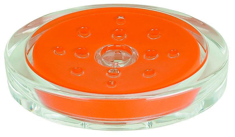 Spirella SYDNEY-ACRYL mýdlenka - oranžová 1013629