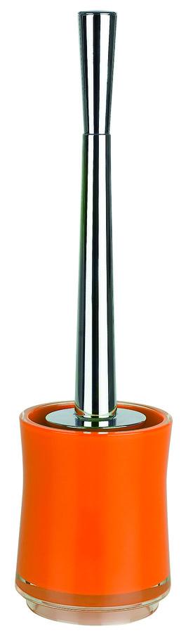 Spirella SYDNEY-ACRYL WC štětka - oranžová 1013628