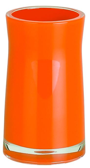 Spirella SYDNEY-ACRYL kelímek - oranžová 1013625