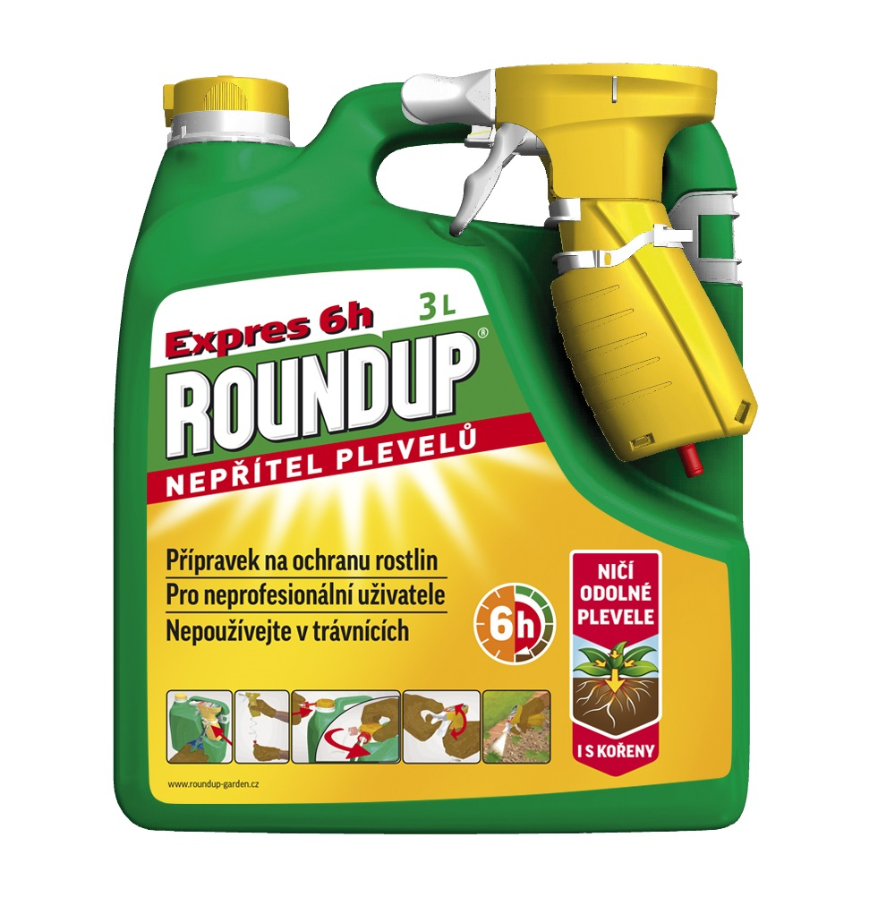 Roundup 3l Expres 6h