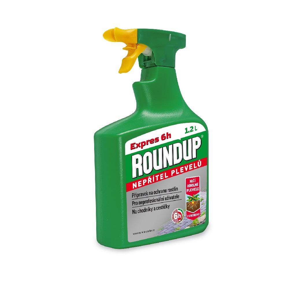 Roundup Expres 6h pro chodníky a cestičky 1,2 l 1536102