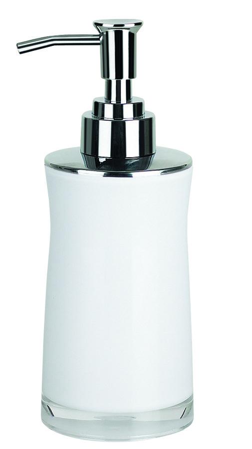 Spirella SYDNEY-ACRYL dávkovač mýdla - bílá 1011345