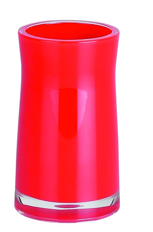 Spirella SYDNEY-ACRYL kelímek - červená 1011339