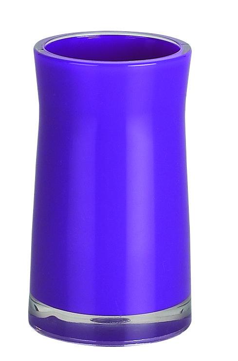 Spirella SYDNEY-ACRYL kelímek - fialová 1011334