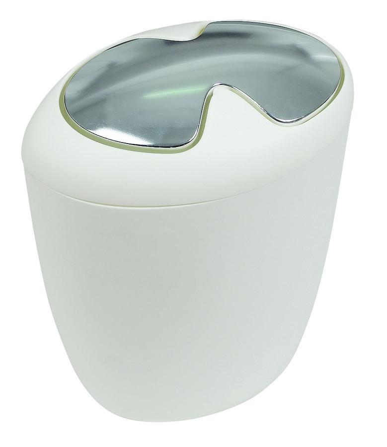 Spirella ETNA odpadkový koš - bílá 1010541