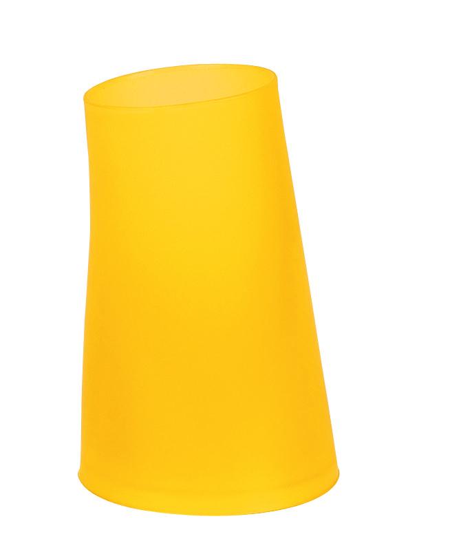 Spirella kelímek MOVE - žlutá 1010480