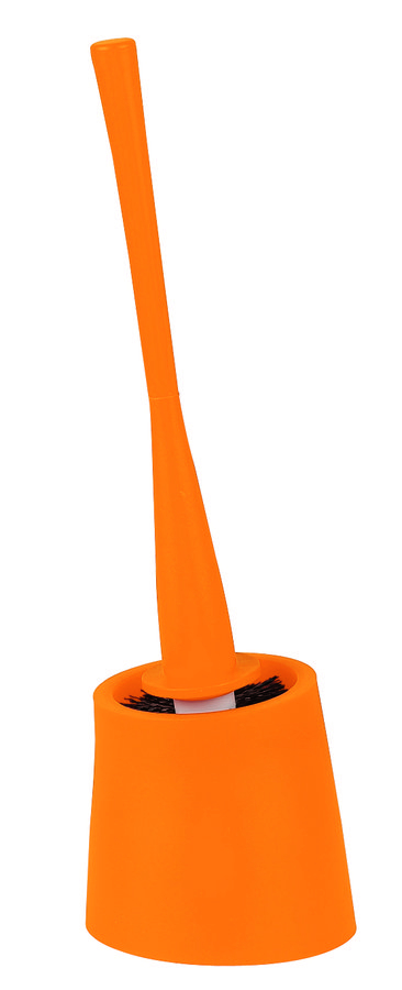 Spirella WC štětka MOVE - oranžová 1010474