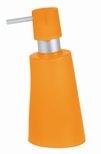 Spirella dávkovač mýdla MOVE - oranžová 1010473