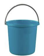 Curver Vědro Essentials 10 L modré
