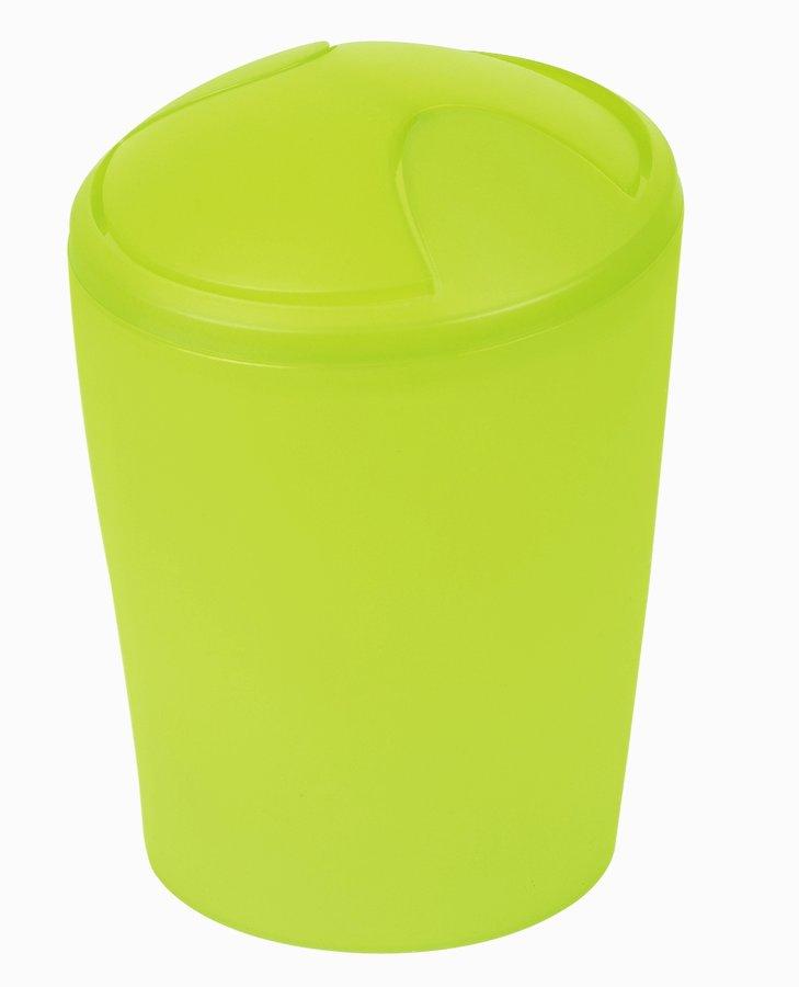 Spirella odpadkový koš 5 l MOVE - kiwi 1009577