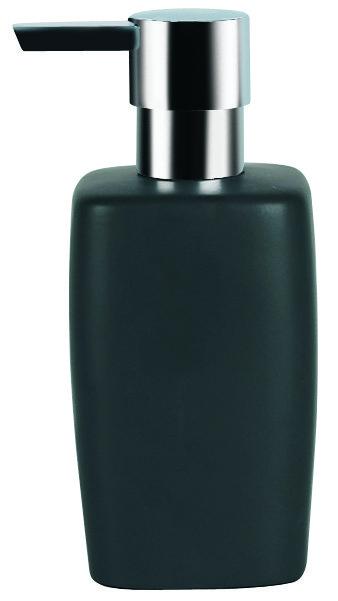 Spirella dávkovač mýdla RETRO Black 1008077