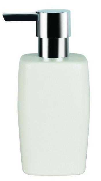 Spirella dávkovač mýdla RETRO White 1008072