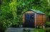 Obrázek KETER Zahradní domek Newton 7511 dekor dřeva, mahagon 246945