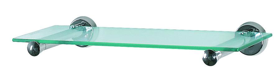 Spirella skleněná polička do koupelny 1003173