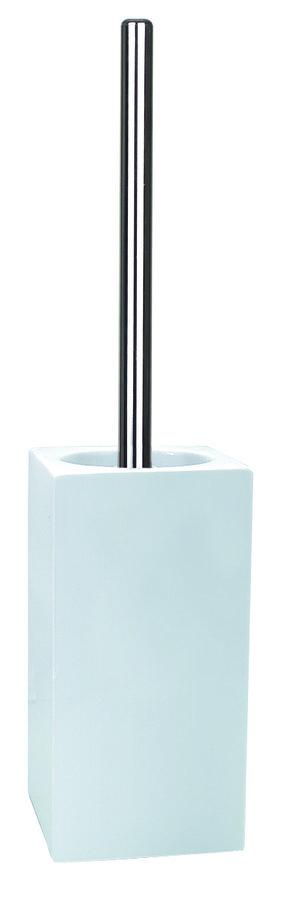 Spirella QUADRO WHITE WC štetka 1000155