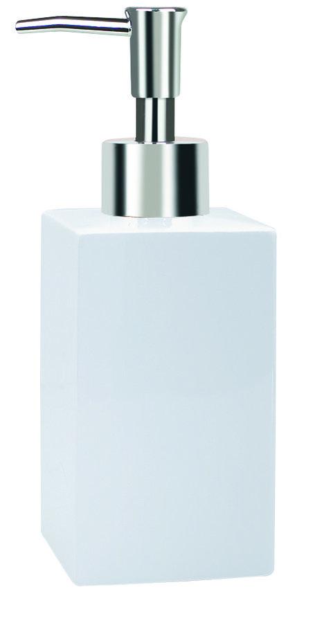 Dávkovač mýdla QUADRO - WHITE