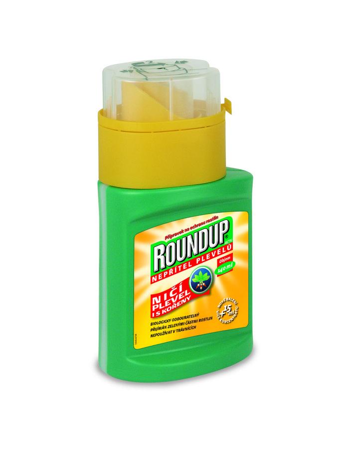 Roundup 140ml aktiv