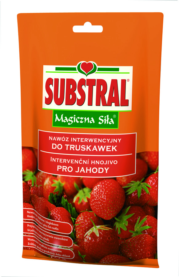Substral Vodorozpustné hnojivo pro jahody 350g 1321101