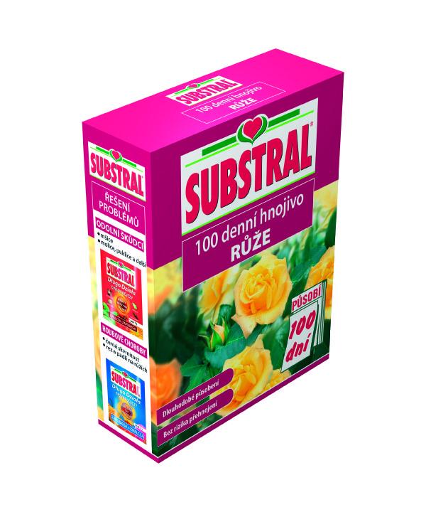 Substral 100 denní hnojivo pro růže 1 kg 1301102