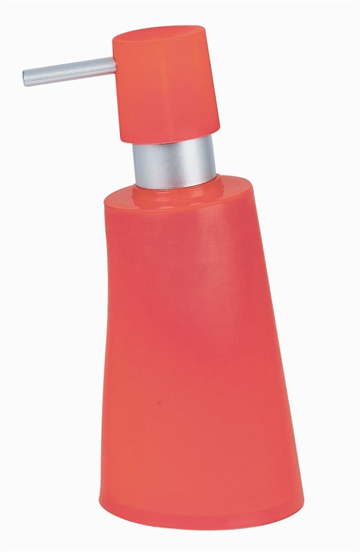 Spirella dávkovač mýdla MOVE - frosty red 1009595